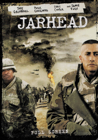 Jarhead (Full Screen) (Bilingual) DVD Movie