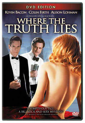 Where the Truth Lies (Rated Edition) DVD Movie