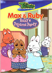 Max and Ruby - Ruby's Pajama Party