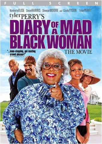 Diary of a Mad Black Woman (Full Screen) DVD Movie