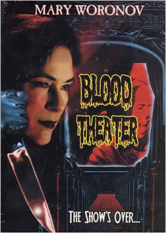 Blood Theater DVD Movie