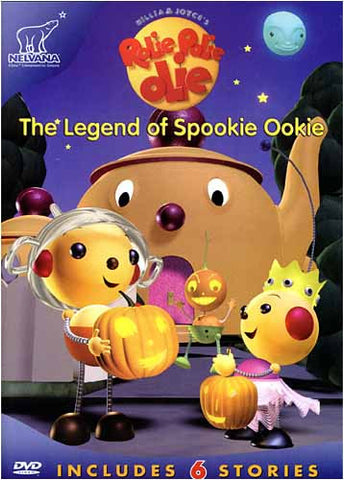 Rolie Polie Olie - The Legend of Spookie Ookie (CA Version) DVD Movie