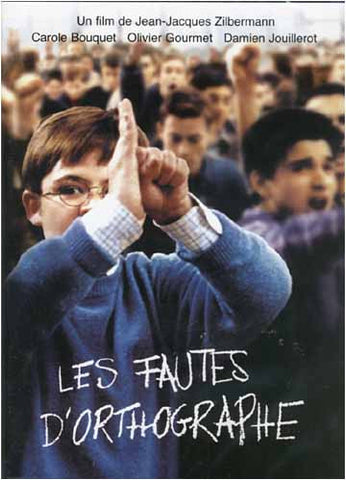 Les Fautes D'Orthographe DVD Movie