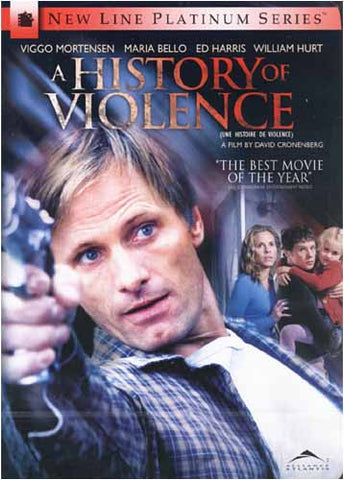 A History of Violence DVD Movie