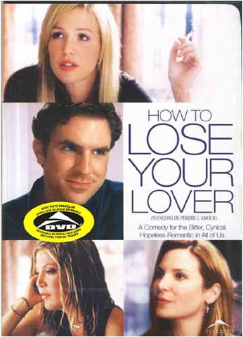 How to Lose Your Lover (Bilingual) DVD Movie