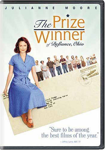 The Prize Winner of Defiance, Ohio DVD Movie