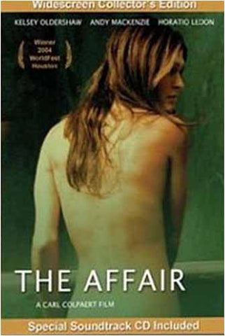 The Affair (Special Soundtrack CD included) DVD Movie