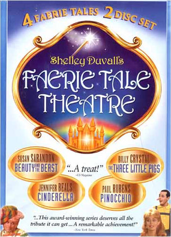 Shelley Duvall's Faerie Tale Theatre - 4 Faerie Tales - Collection 1 DVD Movie