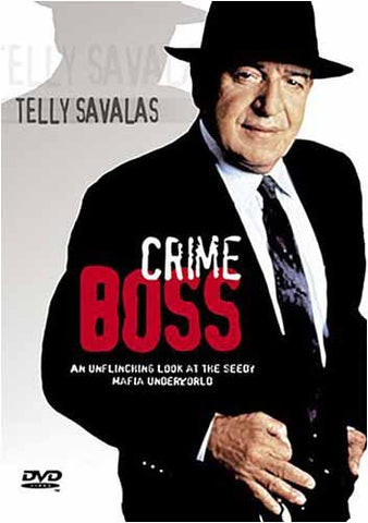 Crime Boss DVD Movie