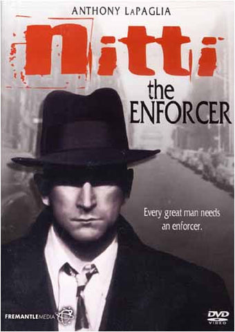 Nitti - The Enforcer DVD Movie
