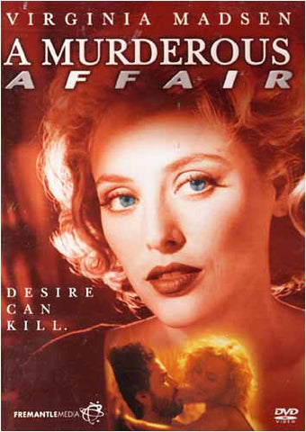 A Murderous Affair DVD Movie
