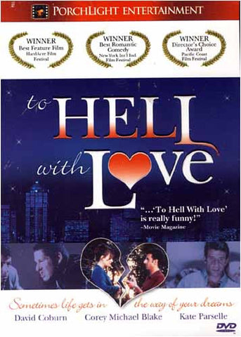 To Hell With Love DVD Movie