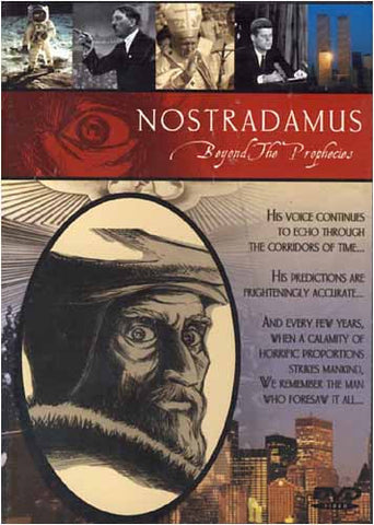 Nostradamus - Beyond The Prophecies DVD Movie