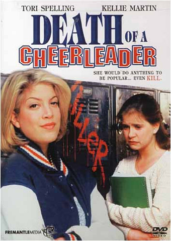 Death of a Cheerleader DVD Movie
