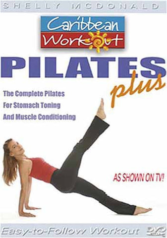 Caribbean Workout - Pilates Plus DVD Movie