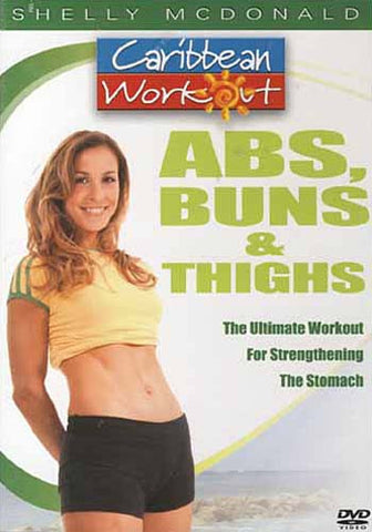 Caribbean Workout - Abs, Buns and Thighs DVD Movie