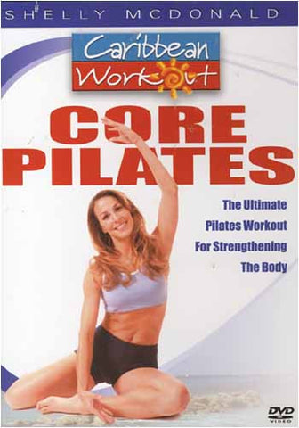 Caribbean Workout -Core Pilates DVD Movie