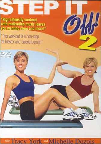 Step It Off 2 DVD Movie