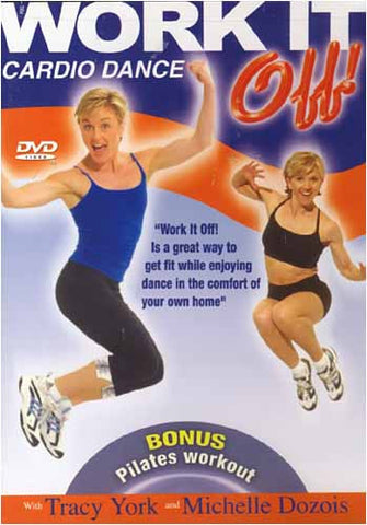 Work It Off - Cardio Dance DVD Movie