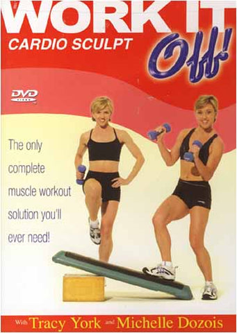 Work It Off - Cardio Sculpt DVD Movie