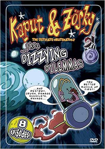 Kaput &Zosky - Face Dizzying Dilemmas DVD Movie