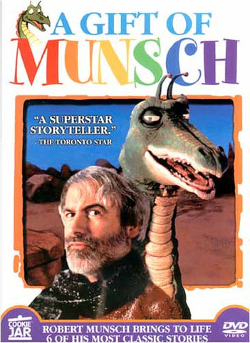 A Gift of Munsch DVD Movie