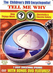 The Children's Encyclopedia! - Tell Me Why - How Things Work - Electricity and Electic Safety
