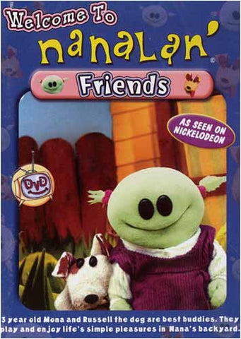 Welcome to Nanalan - Friends DVD Movie