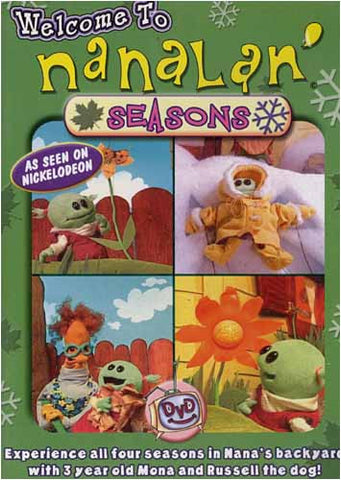 Welcome to Nanalan - Seasons DVD Movie