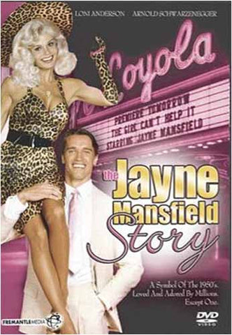The Jayne Mansfield Story DVD Movie