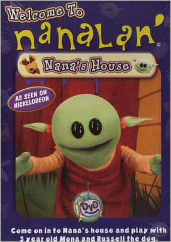 Welcome to Nanalan - Nana s House DVD Movie