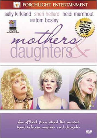 Mothers and Daughters DVD Movie