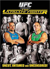 UFC Presents The Ultimate Fighter Uncut, Untamed and Uncensored! Season 1 (Boxset)