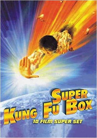 Super Kung Fu Box Set (Boxset) DVD Movie