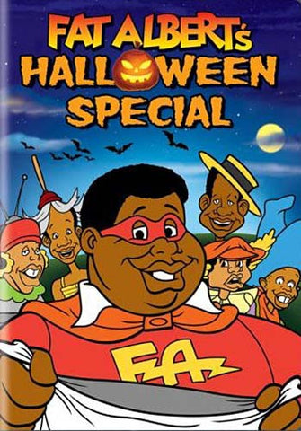 Fat Albert's Halloween Special DVD Movie