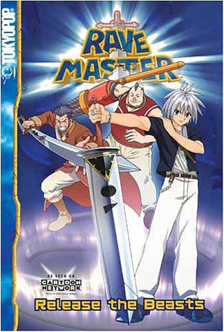 Rave Master- Release The Beasts,Vol. 2 DVD Movie