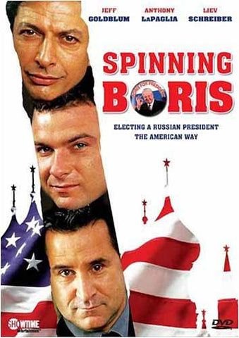 Spinning Boris DVD Movie