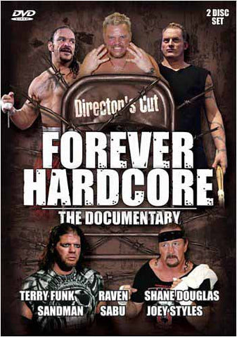 Forever Hardcore - The Documentary - Director's Cut DVD Movie