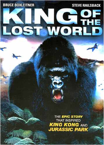 King of the Lost World DVD Movie