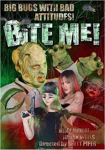 Bite Me! DVD Movie