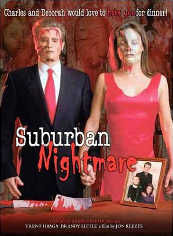 Suburban Nightmare DVD Movie