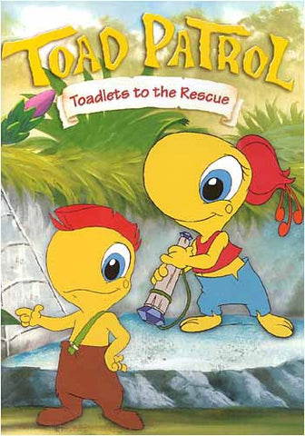 Toad Patrol: Toadlets to the Rescue DVD Movie