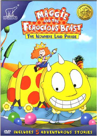 Maggie and The Ferocious Beast - The Nowhere Land Parade DVD Movie