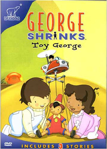George Shrinks - Toy George DVD Movie