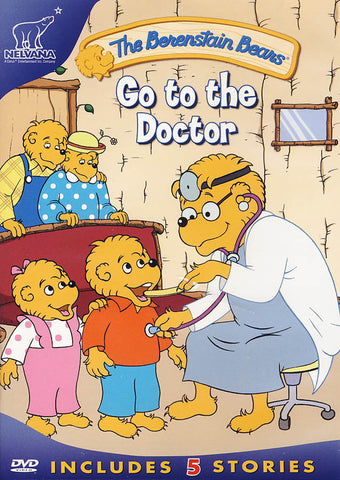 The Berenstain Bears - Go to the Doctor DVD Movie