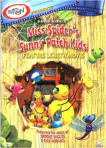 Miss Spider s Sunny Patch Kids: Feature Length Movie (CA Version) DVD Movie