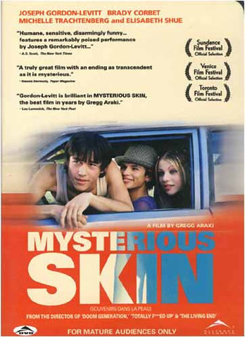 Mysterious Skin DVD Movie
