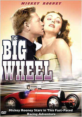 The Big Wheel DVD Movie