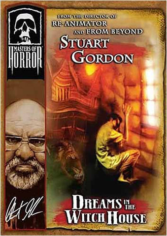 Masters of Horror - Stuart Gordon - Dreams in the Witch House DVD Movie