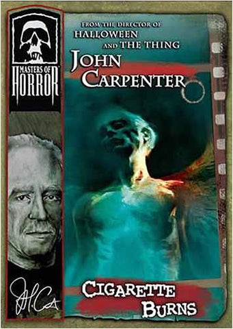 Masters of Horror - John Carpenter - Cigarette Burns DVD Movie